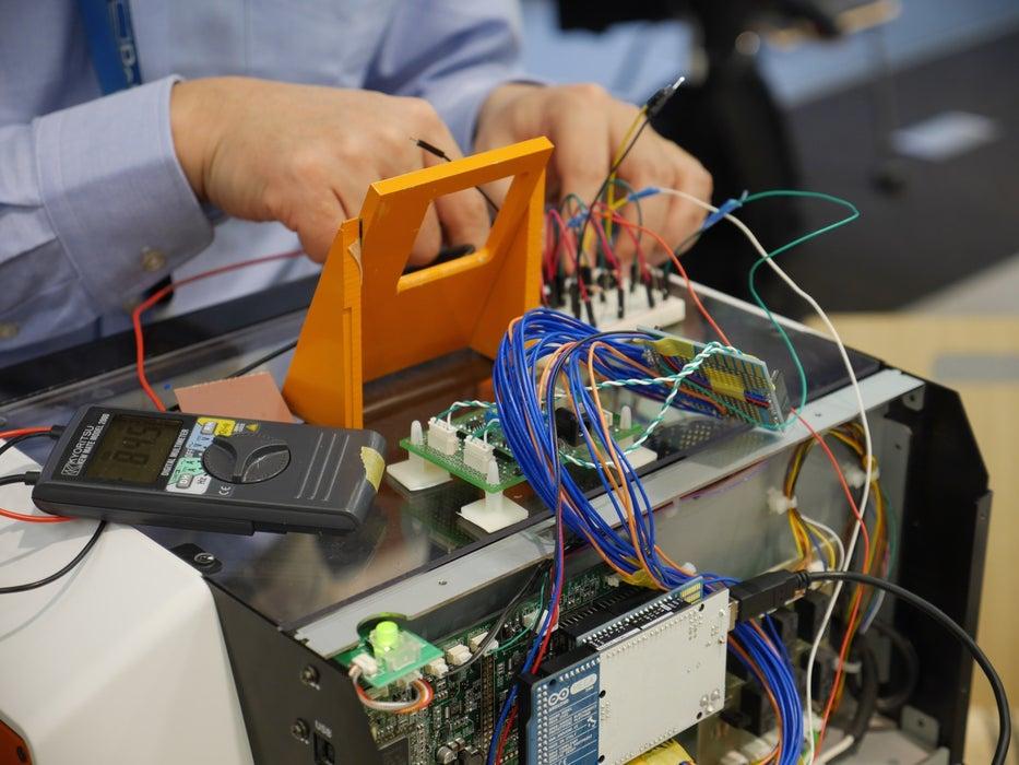 SRM-20 Arduino